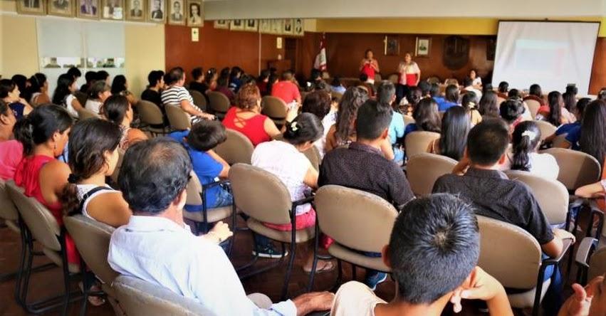 PRONABEC: Jóvenes de Sullana rendirán examen para acceder a Beca 18 - www.pronabec.gob.pe