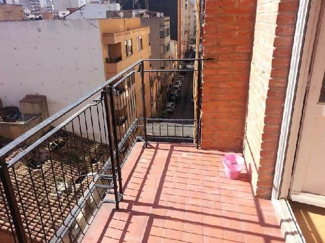 piso en venta ronda magdalena castellon balcon