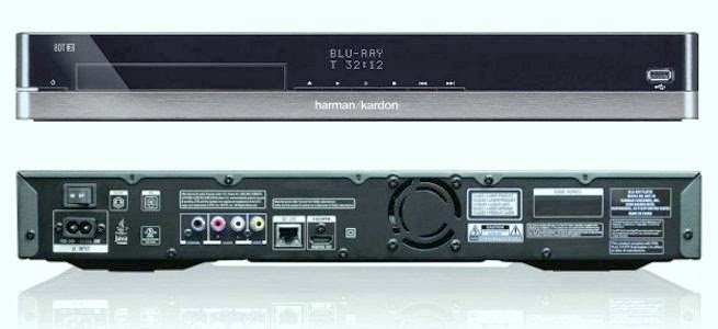 Blu Ray Player Harman Kardon Bdt 3 120v And Bdt 30 240v
