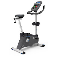 Nautilus U618 Upright Exercise Bike 2016, review features compared with U618 2018