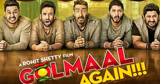 Watch Golmaal Again Full Movie HD 2017 online free