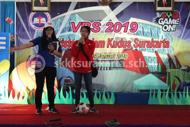 VBS SD Kristen Kalam Kudus Surakarta 2019 Day 2
