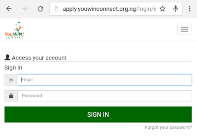 YouWIN! Connect Registration Guideline Image 3