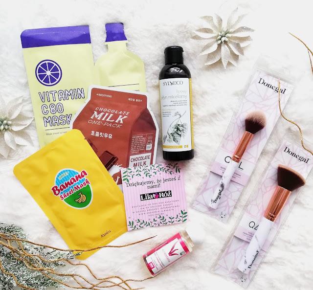 Kosmetyczne zakupy | Drogeria LILA RÓŻ