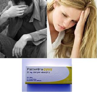 Información de medicación para los trastornos por ansiedad
