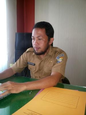 Kasubag Umum dan Kepegawaian, BKDD Bolmut, Mirwan Datukramat