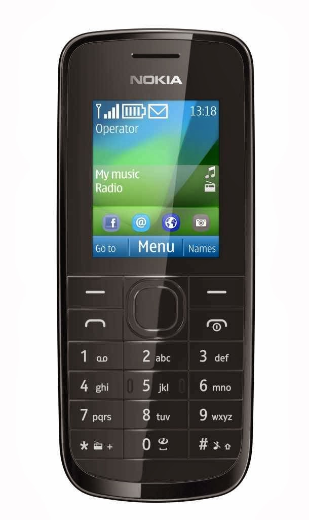 Download Nokia 109 RM-907 Firmware V04.10 bahasa indonesia