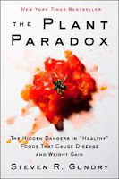 Book cover image of the Plant Paradox