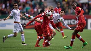 footballeurs canadiens et mexicains, FIFA 2018, Mexique