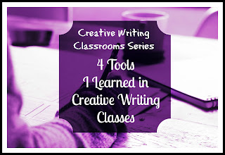Creative Writing Classrooms Series part 2
