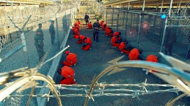Guantanamo Bay prison commander John Ring fired: Pentagon
