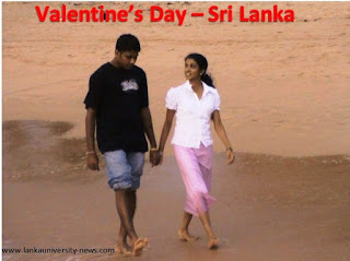 Valentines Day Love Story Sri Lanka Lovers