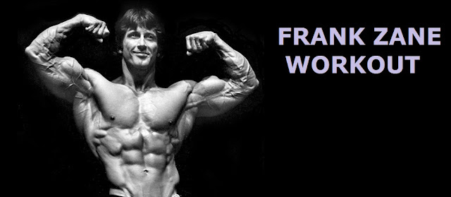 frank zane workout