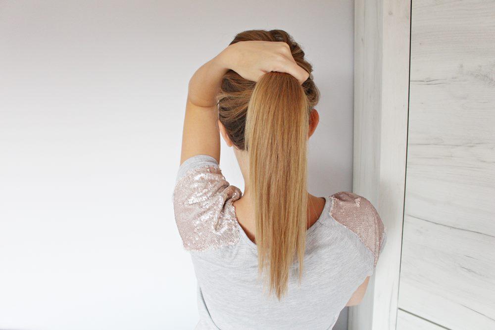co zrobić żeby włosy się nie puszyły