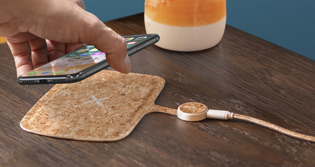 Flexible and thinnest charging pad ever