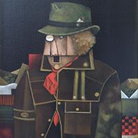 Eduard Alcoy pintura figurativa surrealista