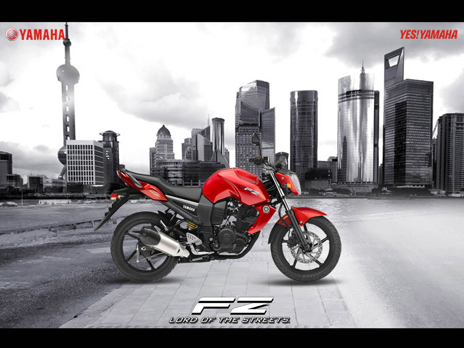 Wallpaper 3d Yamaha