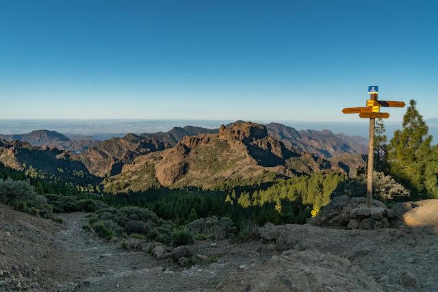 Roque Nublo  Kurze Rundwanderung auf Gran Canaria  Wandern-Gran-Canaria 06