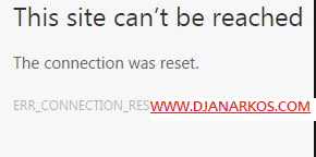 This Site Cant Be Reached