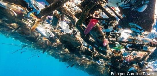 'Ilhas de lixo' no Caribe - Img 2