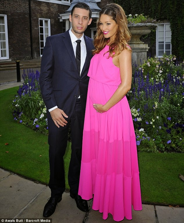 Erin McNaught is pretty in pink