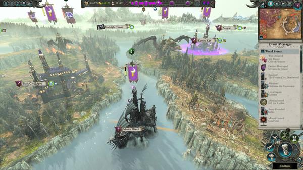 Total War Warhammer sorprende con un tráiler de lanzamiento de 360 grados