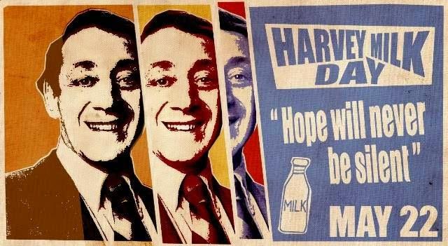 Harvey Milk, publicidad