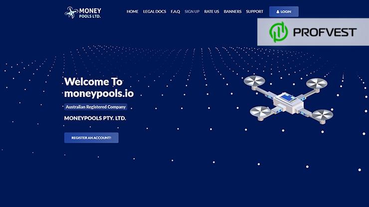Moneypools обзор и отзывы HYIP-проекта