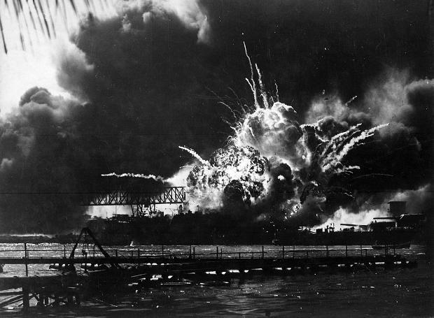 7 Δεκεμβρίου 1941: Η Επίθεση στο Περλ Χάρμπορ (βίντεο)