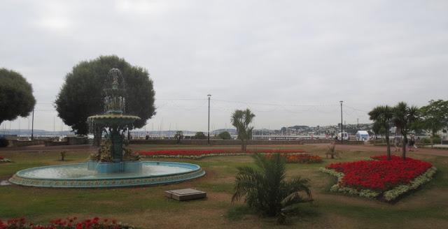 Torquay - Pavilion Garden