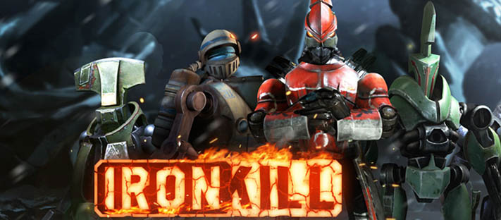 Iron Kill Robots vs Robots Android Gem Coin MOD APK - androidliyim.com