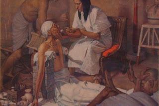 Antik Dünyada Tıp Nasıldı?