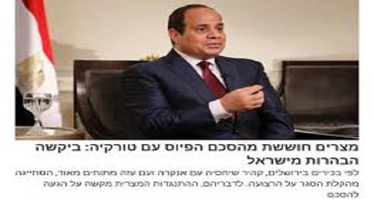 صحيفة هآرتس الإسرائيلية تكشف عن مفاجأة لا تصدق بخصوص جزيرتي تيران و صنافير