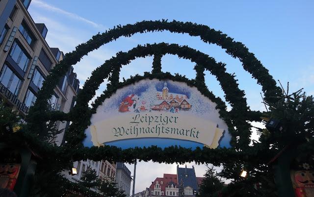 Weihnachtsmarkt Leipzig