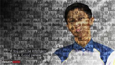 edit foto mozaik
