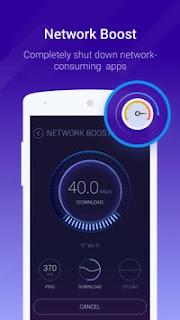 تحميل تطبيق DU Speed Booster Cleaner لتحسين جهازك الاندرويد
