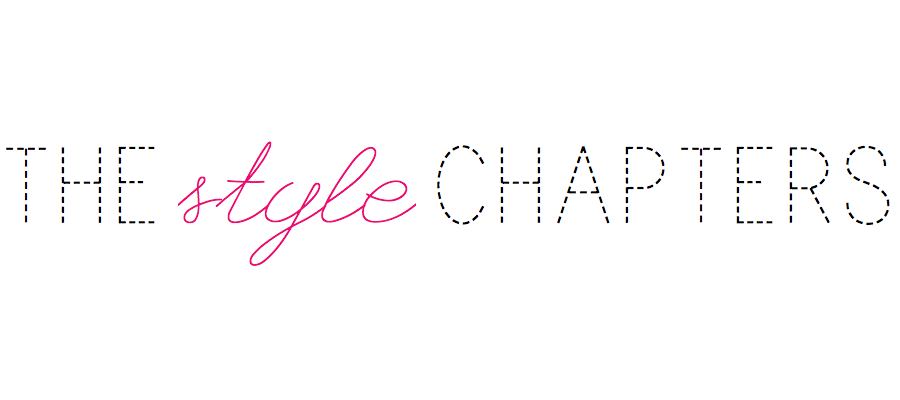 THE STYLE CHAPTERS