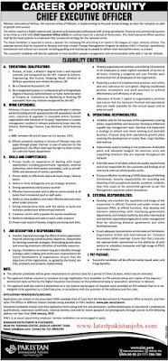 Pakistan International Airline Jobs 2019 For Multiple Categories