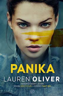 Znalezione obrazy dla zapytania panika lauren oliver