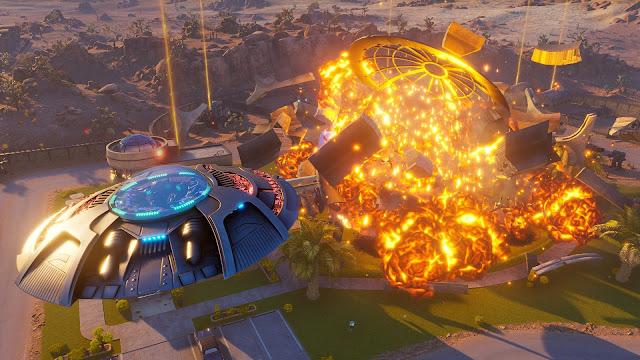 Destroy All Humans PC Mega