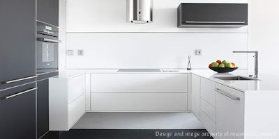Kitchen set solid surface DuPont