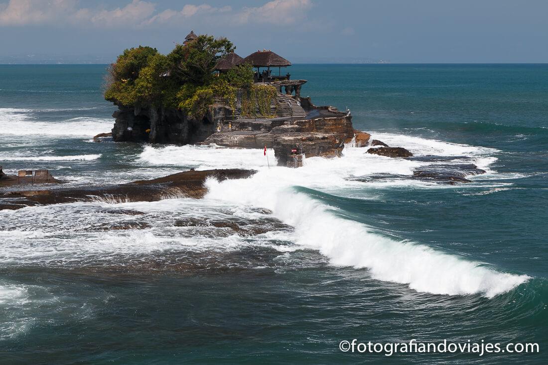 templo Pura Tanah Lot en Bali