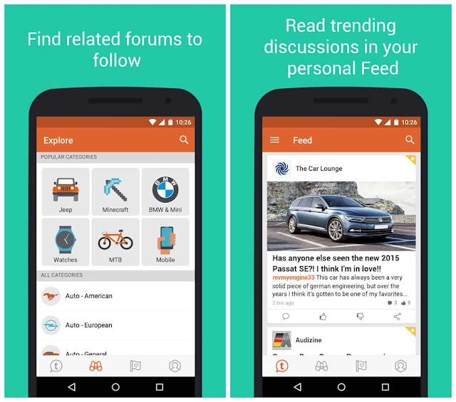 TapaTalk-VIP-Full Tapatalk VIP v6.3.0 Cracked APK Is Here! [LATEST] Apps