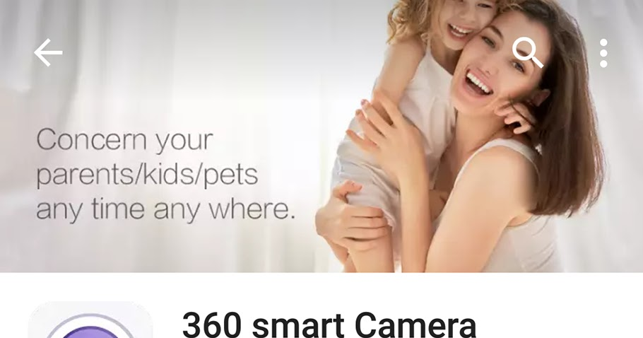 USER GUIDE FOR 360 SMART CAMERA --- Iphone - CCTV SMART CAMERA