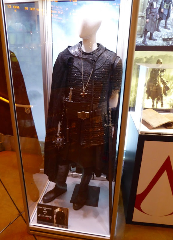 Hovik Keuchkerian Assassins Creed Ojeda costume