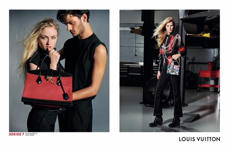 Louis Vuitton Fall/Winter 2017 Campaign