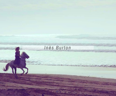 "Listen to ""Hey You Lover"" by Inès Burton (((AUDIO)))"
