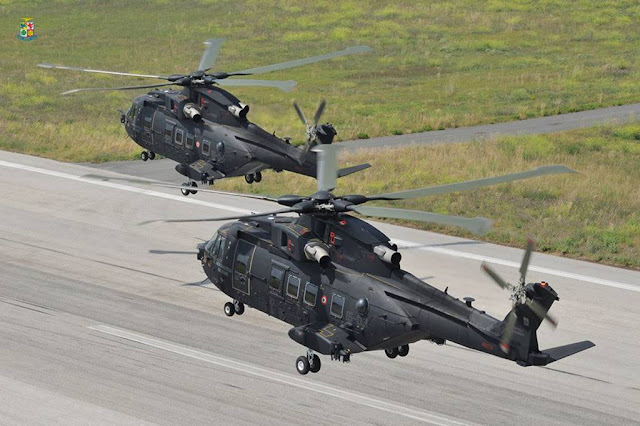 Poland signs agreement AW101 helicopters