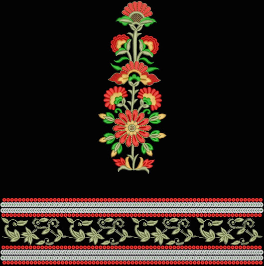 Embroidery bunches designs free download