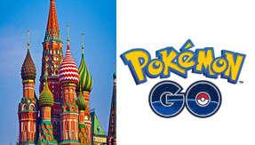 Pokémon Go - Moscú